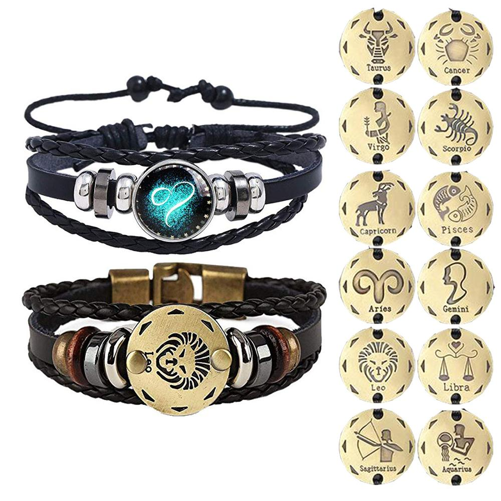 Zodiac Luminous Bracelet