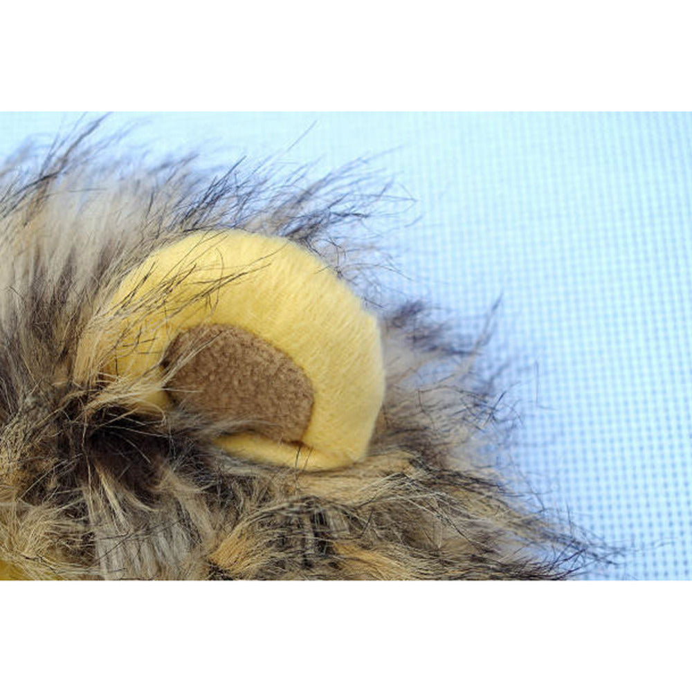 LION MANE COSTUME FOR CATS & DOGS