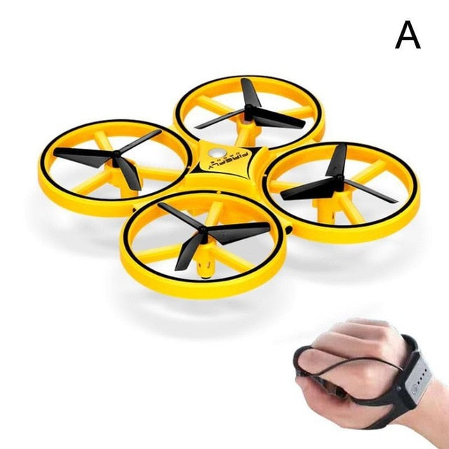 Remote Control Induction Drone Quadcopter