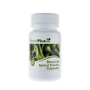 Foodplus Broccoli Sprout Powder Capsules 60's