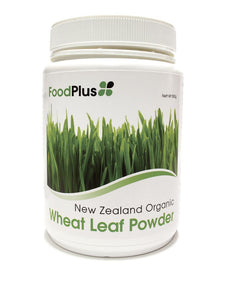 Foodplus Organic Green Wheat Leaf Powder 500g**