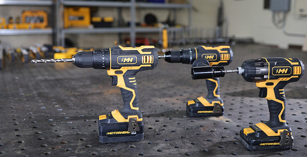 handheld-power-tools-on-desk