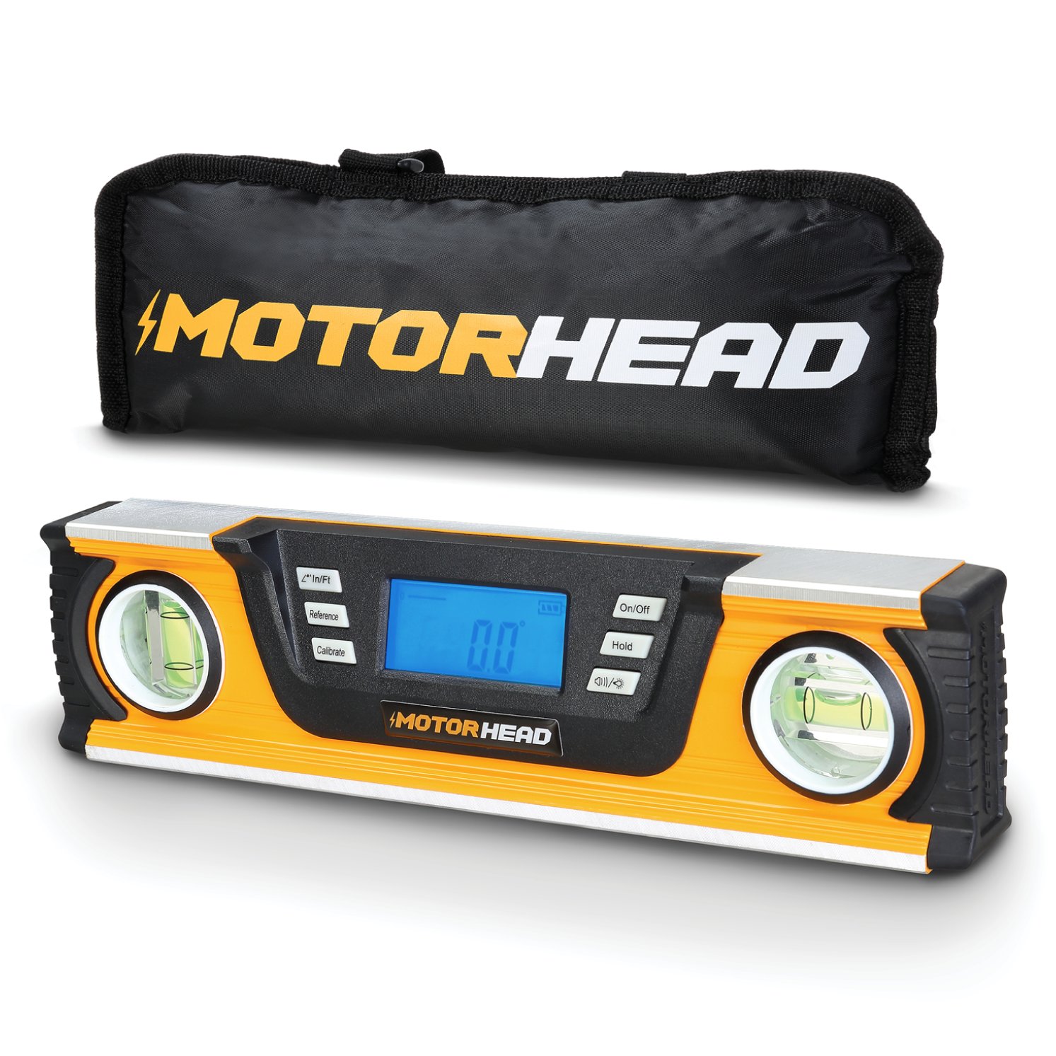 Smart Digital Torpedo Level-Motorhead & Steelhead Tools