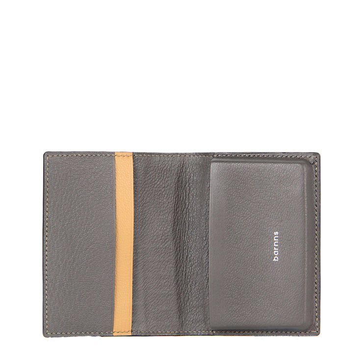 Rafferty Leather Card Wallet (Black)