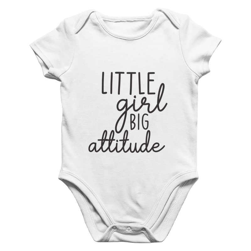 "Body ""Little Girl Big Attitude"""