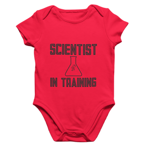 "Body ""Scientist in training"""