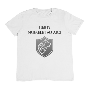 "Tricou ""Little Lord - Wolf Edition"""