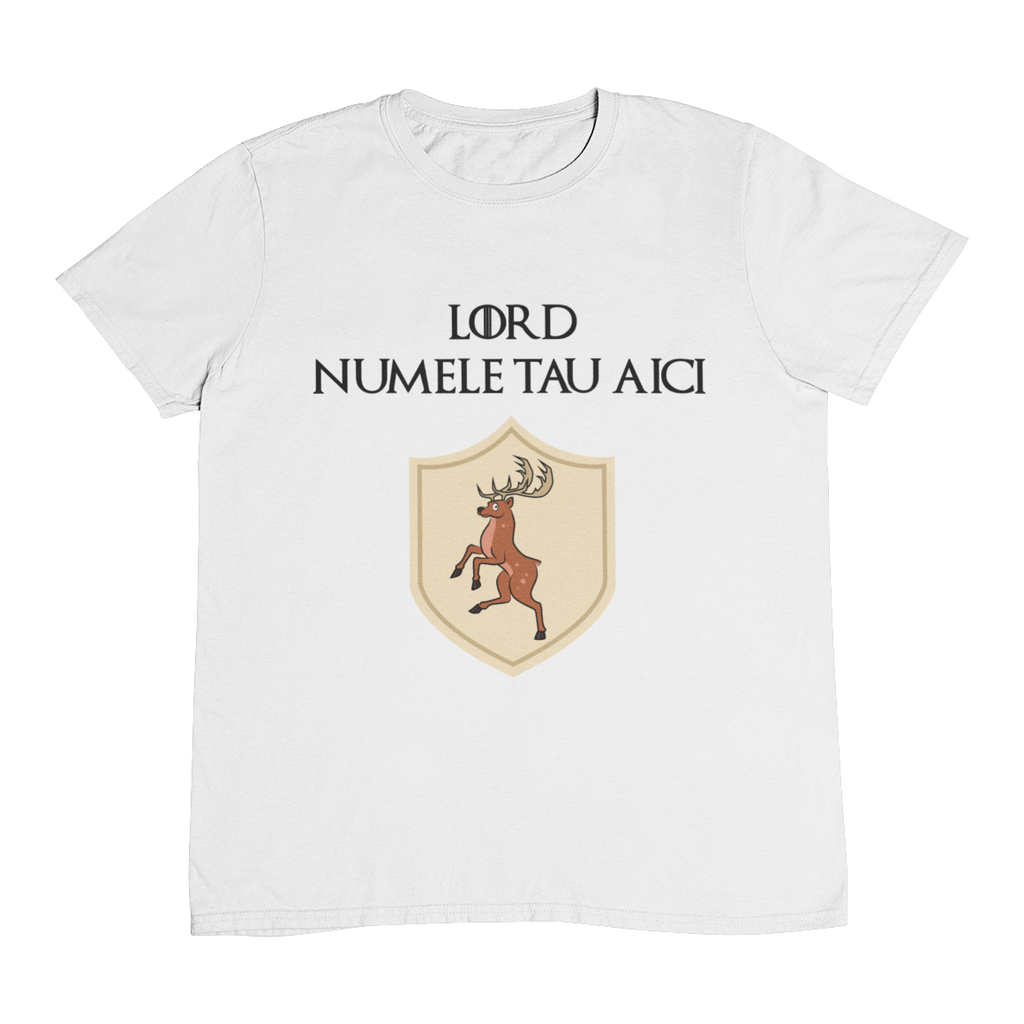"Tricou ""Little Lord - Deer Edition"""