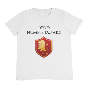 "Tricou ""Little Lord - Lion Edition"""