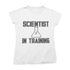 "Tricou ""Scientist in Training"""