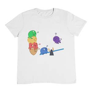 "Tricou ""Ice Cream Fun"""