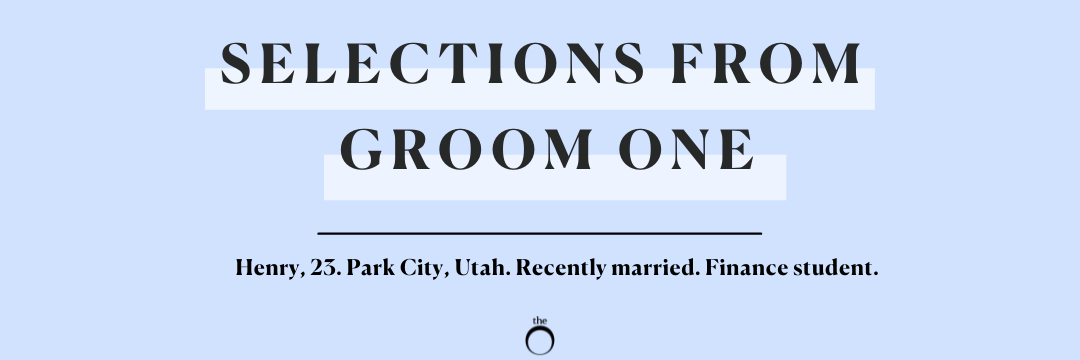 Selections from Groom One, Henry