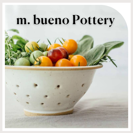 m. Bueno Pottery on The Dowry