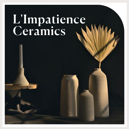 L'Impatience Ceramics on The Dowry