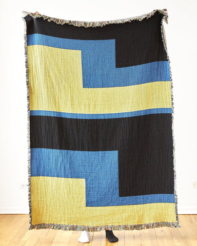 Studio Herron Euclid Throw Blanket
