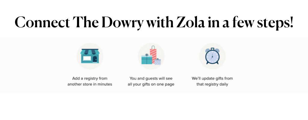 Connect The Dowry to Zola in these easy steps!