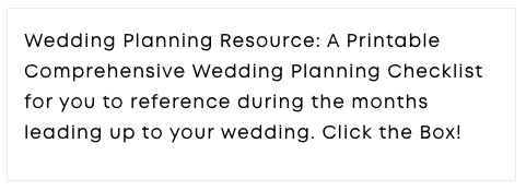 Comprehensive Wedding Planning Checklist