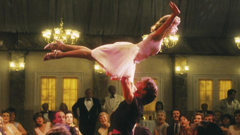 Dirty Dancing Last Lift Scene
