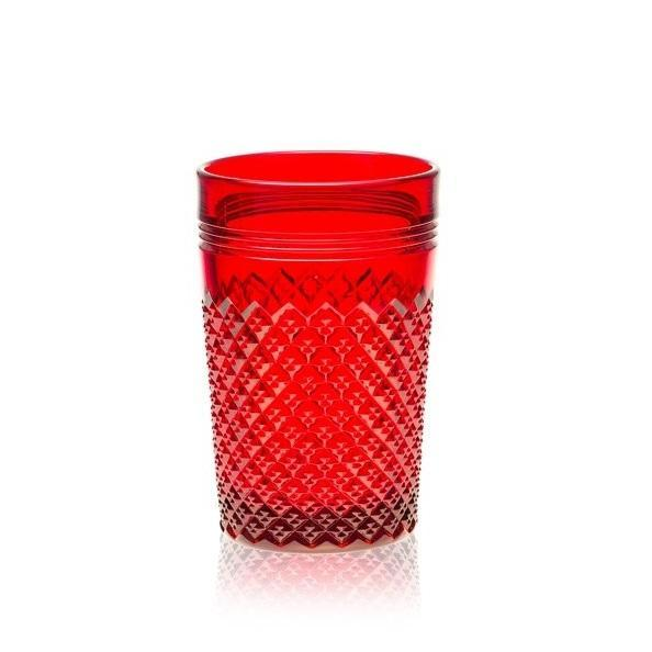 Addison Red Tall Tumbler