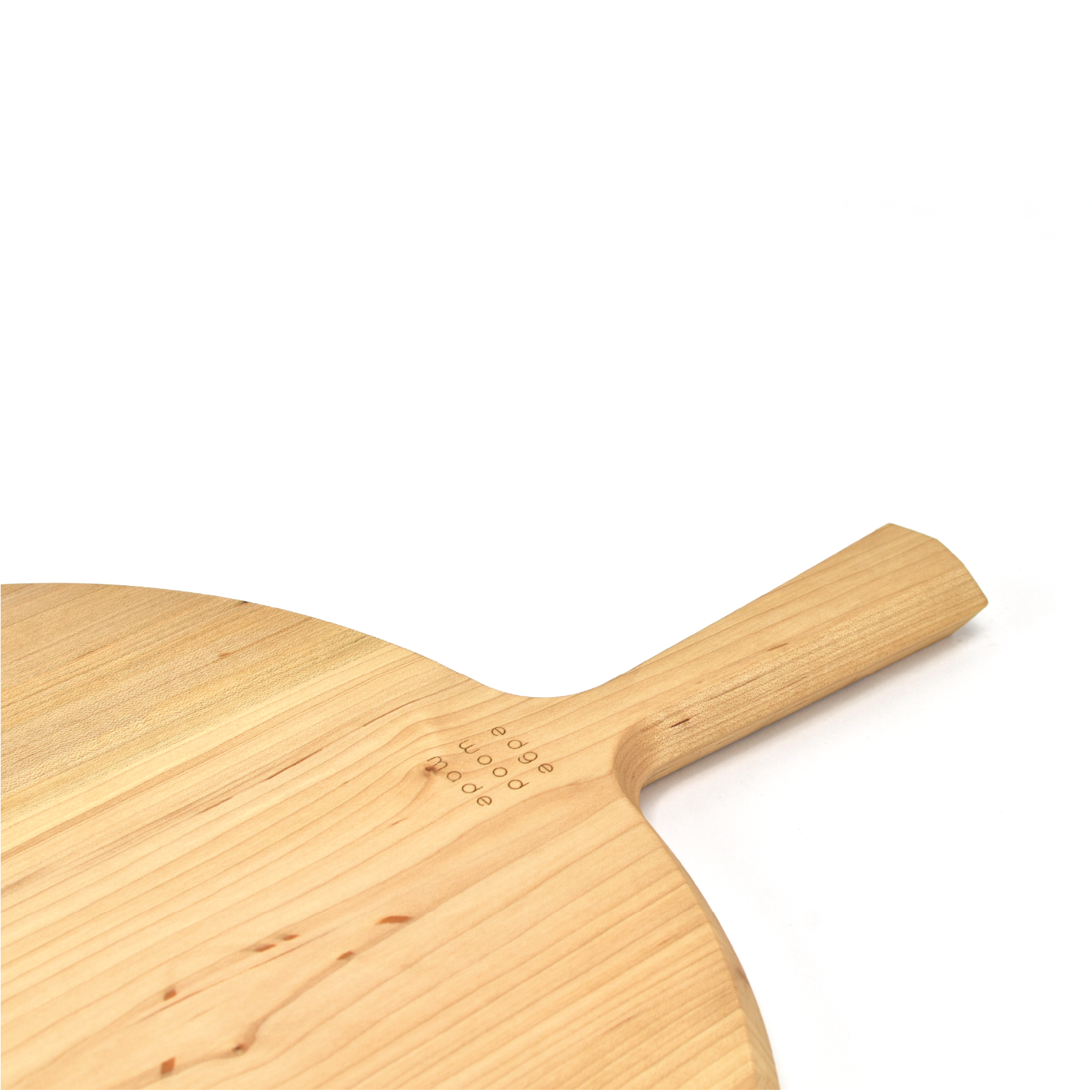 Edgewood Round Wood Board