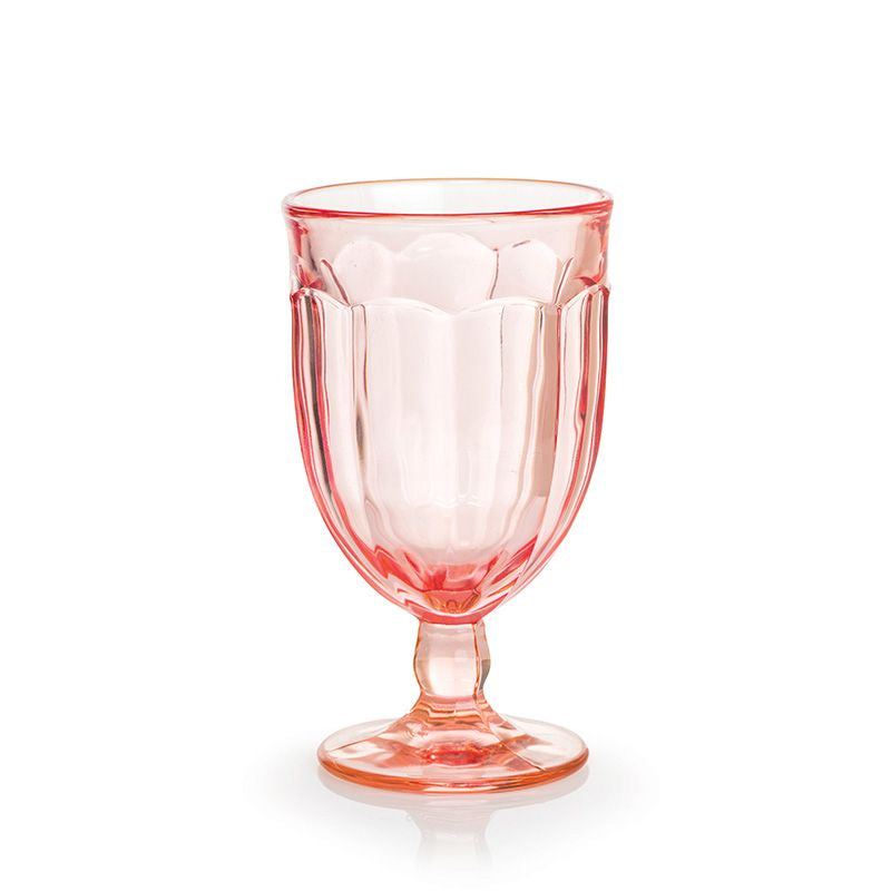 Arlington Rose Ice Tea Goblet