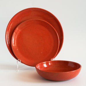 RPK Place Setting Coral, 3 Piece