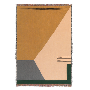 Ada Throw Blanket