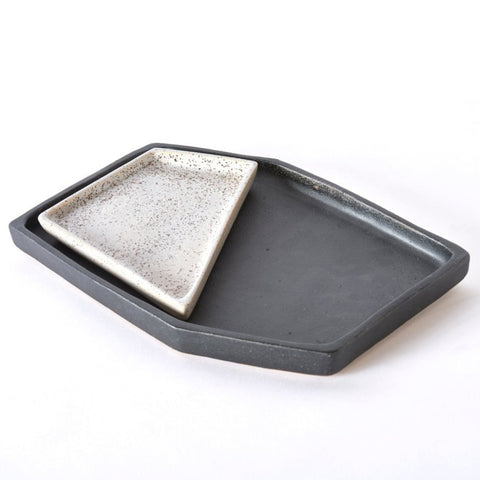 Nesting Trays, Set of 2