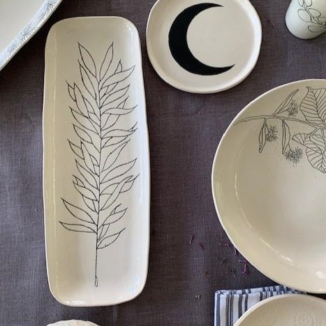 Willow Serving Plate