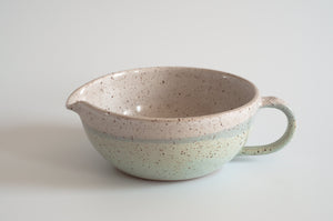 RPK Light Blue Salad Dressing Bowl