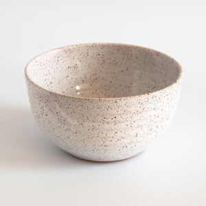 Laura White Dessert Bowl