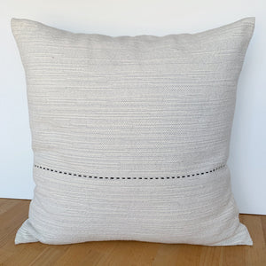 Line Stitch Sketch Pillow