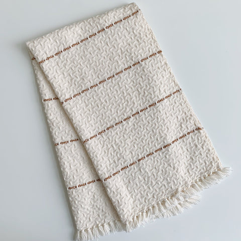 Martha Stripe Hand Towel