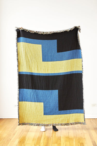 Euclid Throw Blanket
