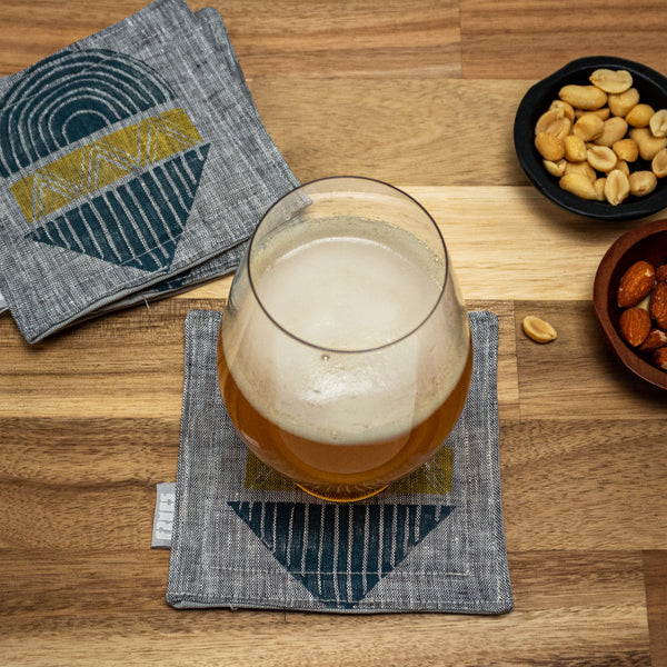 PreCo Coasters, Set of 4