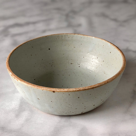 Seafoam Green Cereal Bowl