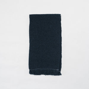 KD Weave Indigo Hand Towel, Set of 2