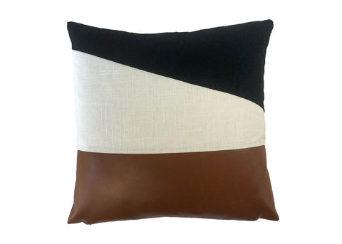 Jane in Black Pillow