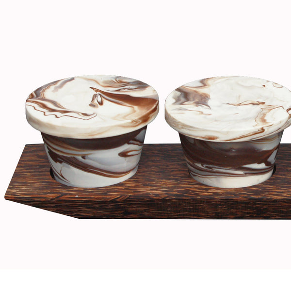 Espresso Cups with Tray