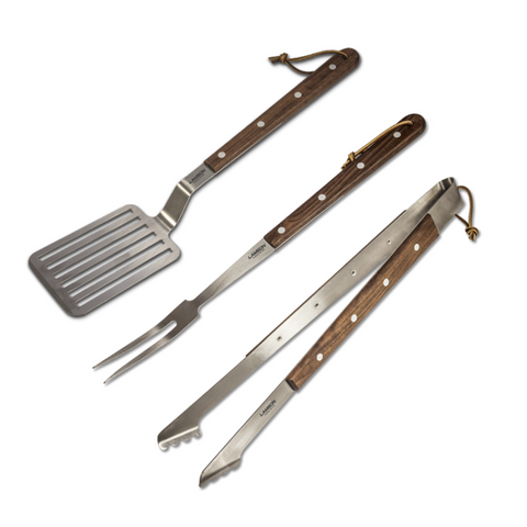 Premier 3-Piece Barbecue Set, 20""