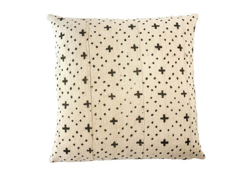 Mary Mudcloth Pillow