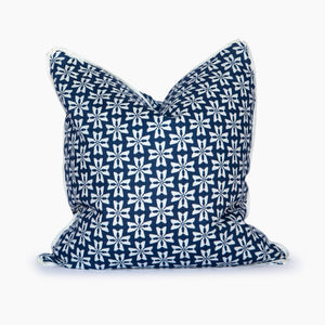 North Carolina Dogwood Square Pillow