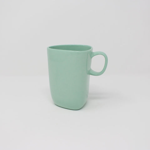 E. Lo Ceramic Art One Color Mug no.1 Bermuda
