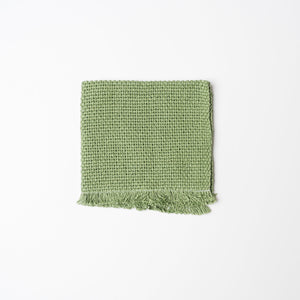KD Weave Green Wash Cloth, Set of 2