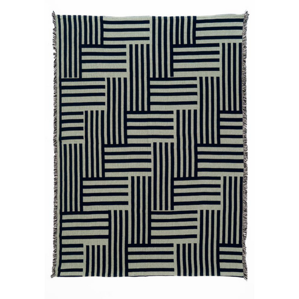 Optical Throw Blanket
