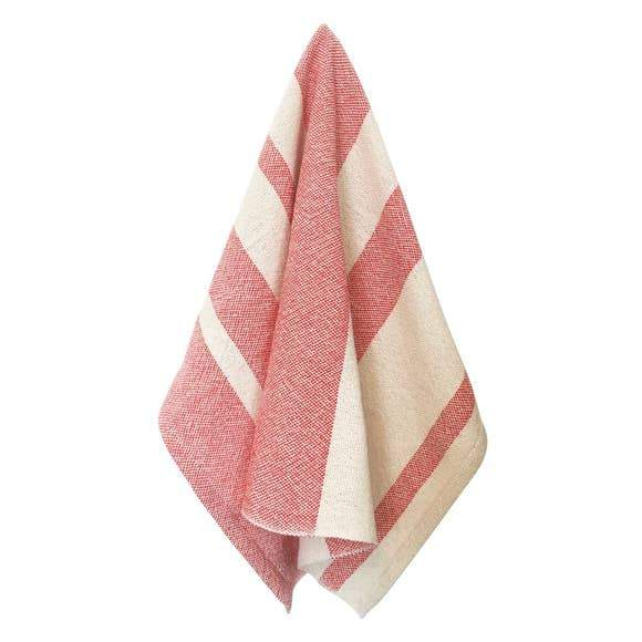 Everyday Bath Hand Towel Scarlet