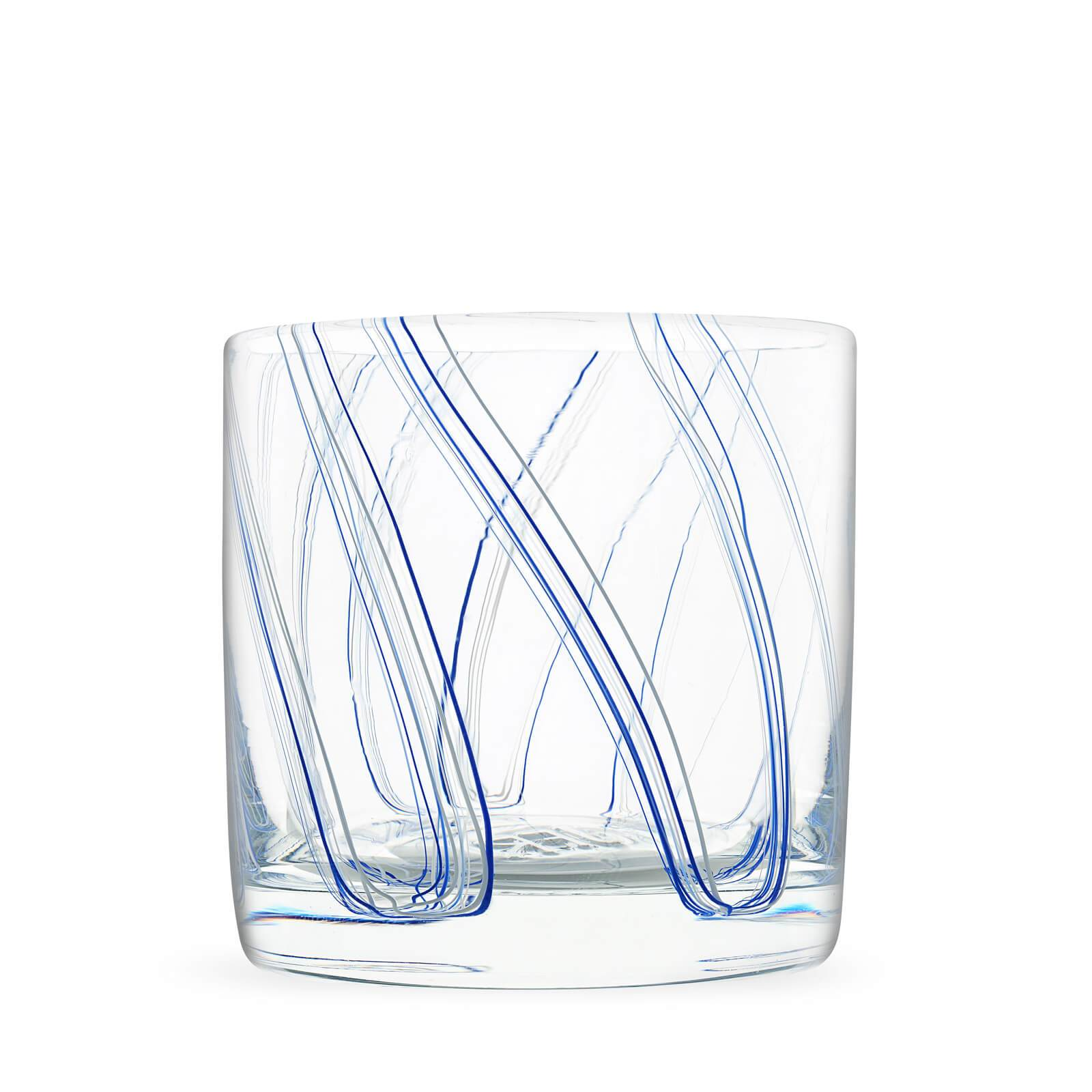 Strada Simpatico in Blue Short Tumbler