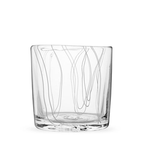 Strada Simpatico in White Short Tumbler