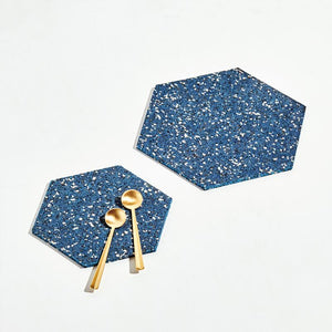 Hex Trivet Duo, Set of 2