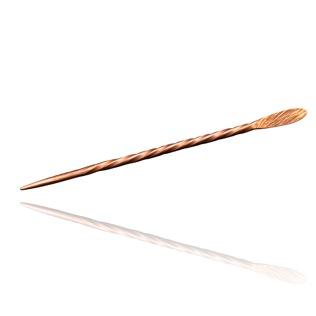 Twisted Specialty Copper Cocktail Pick